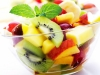 Salade de fruits givrés