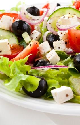 Les salades du jaribeach